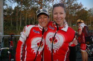 Erin Burrell and Helene Fournier Lower Sackville